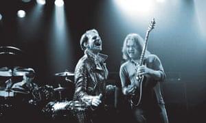 Roth reunited with Van Halen