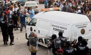 Mexico prison gang fight, Monterrey