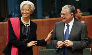 Eurozone reaches second bailout for Greece