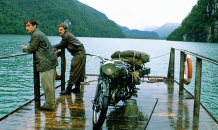 Robbed …? The Motorcycle Diaries was deemed ineligable for best foreign-language Oscar.