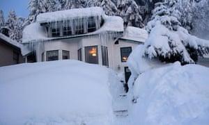 House in Alaska