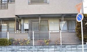 Saitama apartment building