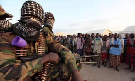 Members of al Shabaab