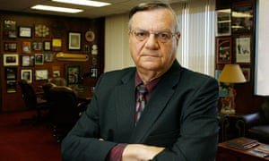 America's 'toughest sheriff', Joe Arpaio