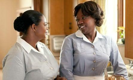 Octavia Spencer and Viola Davis in The Help