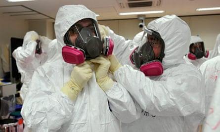 Fukushima visit