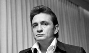 'I was evil. I really was' … Johnny Cash, photographed in 1970