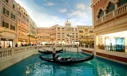 Venetian Hotel and Casino, Macao