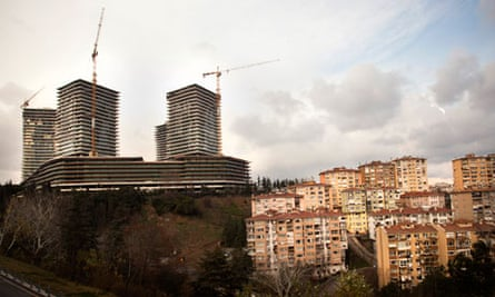 Istanbul construction