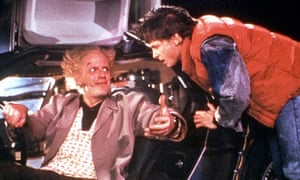 """You know, Doc, I feel a song coming on."" Back to the Future"