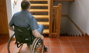 wheelchair disability