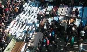 Homs deadliest attack