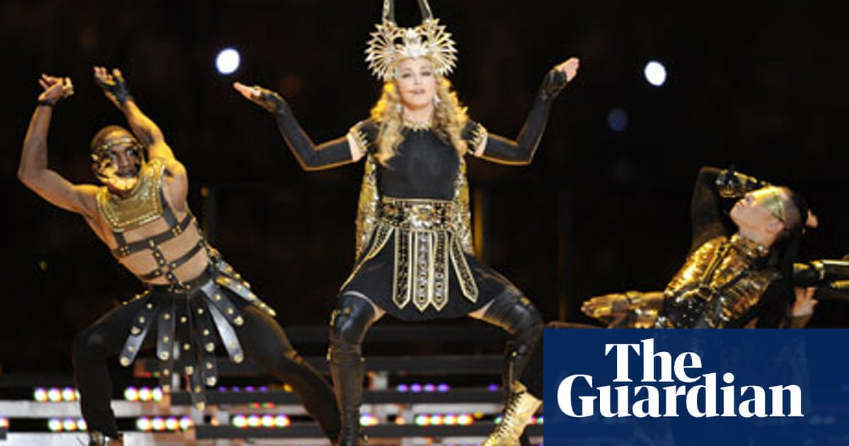 0ac5aad75 Madonna's Super Bowl half-time show | News | The Guardian