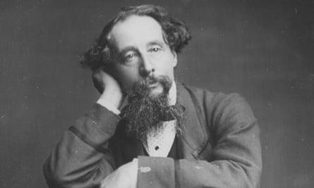 Charles Dickens, c1850