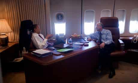 air force 1 president plane inside