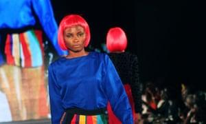 Africa Arise fashion week, Lagos