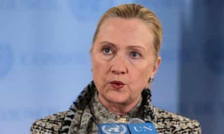 Hillary Clinton, United Nations