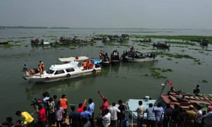 Bangladesh ferry sinking