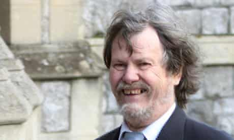 Dr Doug Cross, the husband of Carole Cross