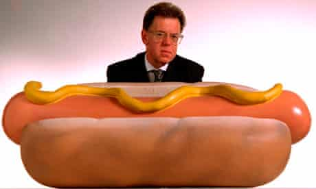 Jonathan Meades in Fast Food