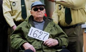 John Demjanjuk convicted Nazi death camp guard