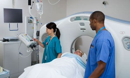 MRI scanners need helium, which is being 'squandered' in balloons, say scientists