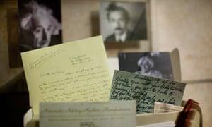 Albert Einstein archives