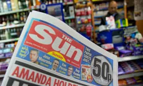 The Sun on Sunday newspaper