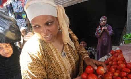 Ghalia Ali Mahmoud: 'We are people from poor neighbourhoods'