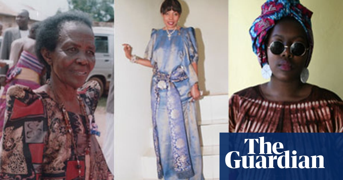 From Uganda To London A Personal Style Story Fashion The Guardian