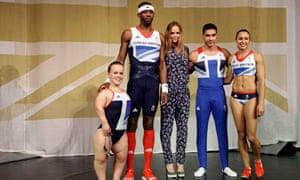 Team GB and Stella Mccartney