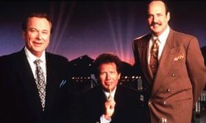 Jeffrey Tambor (right) in The Larry Sanders Show