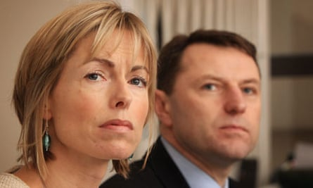 Kate and Gerry McCann are among signatories to the open letter to David Cameron