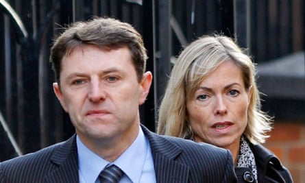 Gerry and Kate McCann want David Cameron to save 'no win, no fee' deals in libel and privacy cases