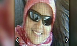 A photograph believed to be of  Shaima Alawadi, who has been murdered in San Diego, California