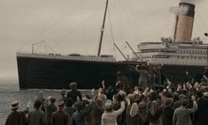 ITV's Titanic