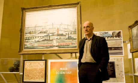 Tate Britain Commission, Patrick Keiller:The Robinson Institute, London, Britain - 26 Mar 2012