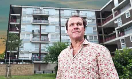 Douglas Hodge in BBC1's four-part drama, One Night