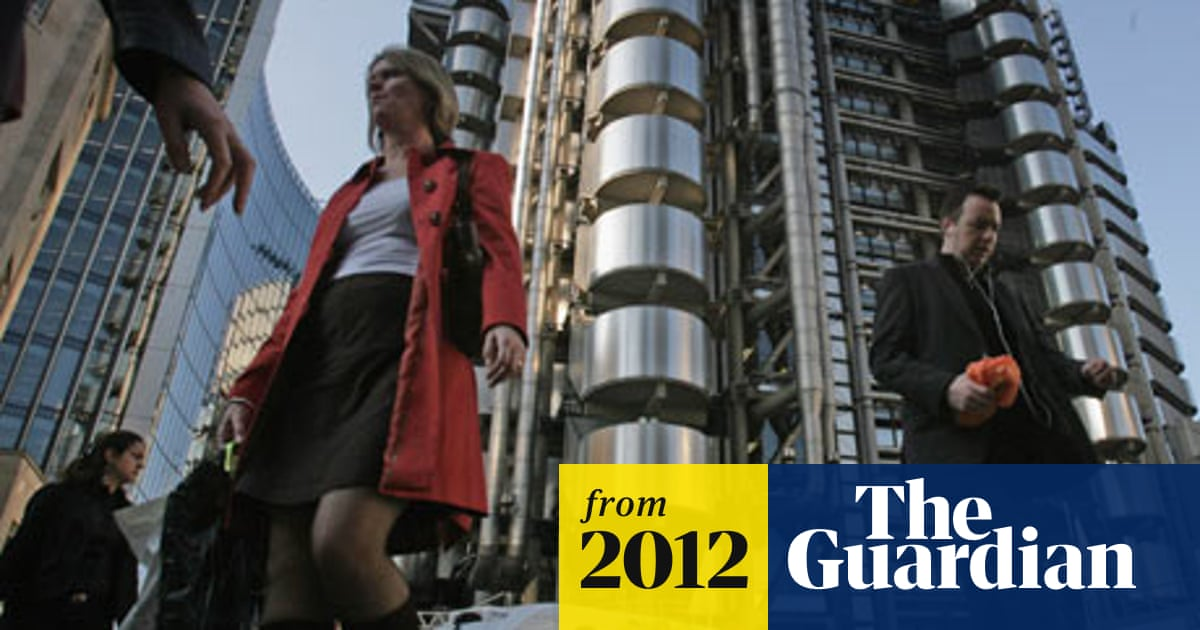 Lloyd's of London hit by record catastrophe claims