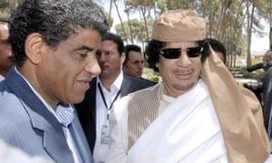 Gaddafi spy chief Abdullah al-Senussi