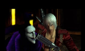 Game On Devil May Cry Hd Collection Games The Guardian
