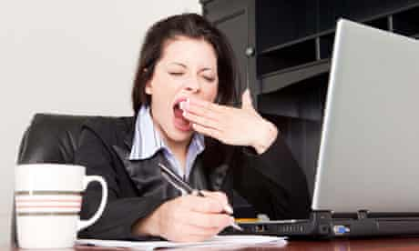 Lack of sleep can lead to a sense of drunkenness, affecting productivity and health.