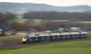 HS2 high-speed rail plan