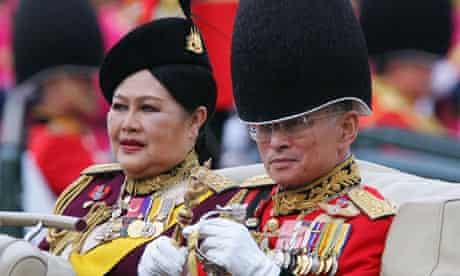 King Bhumibol Queen Sirikit