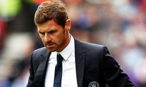 Chelsea Sack Manager Andre Villas-Boas