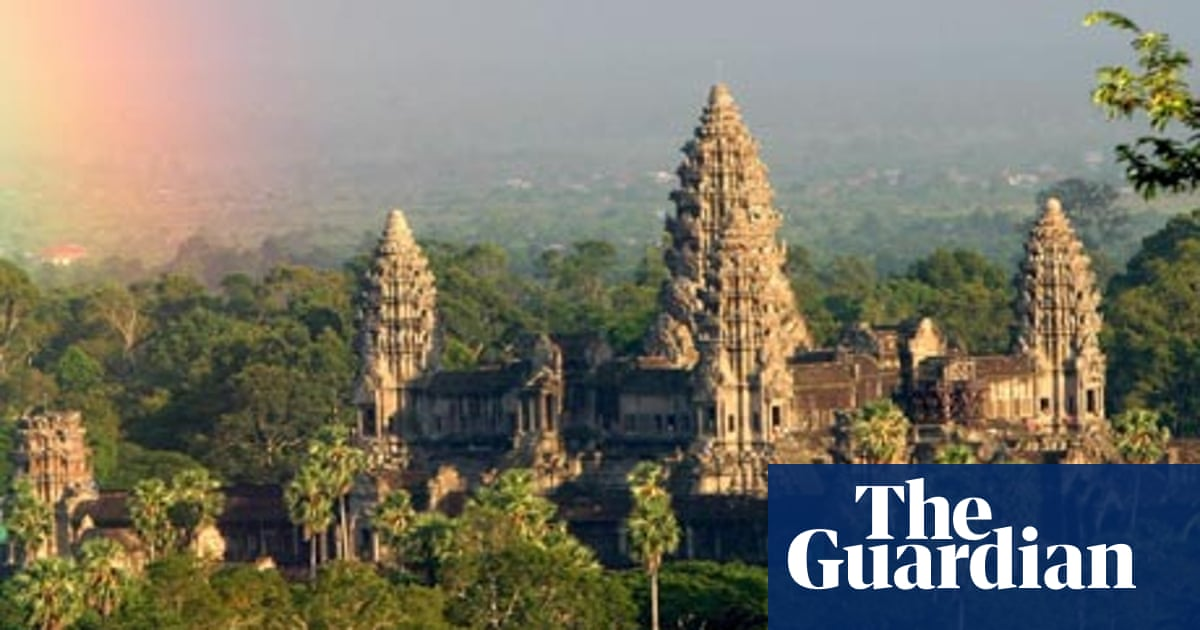 Angkor Wat Karte.Angkor Wat Temple Replica To Rise On Banks Of The Ganges World