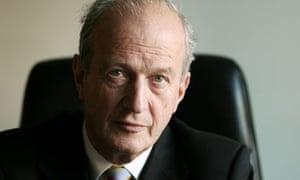 Lord Hunt, PCC chairman