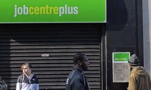 job centre unemployment
