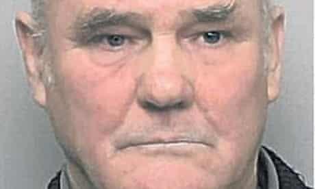 Paedophile David Bryant