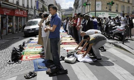A ban on Parisian Muslims praying in the streets has further alienated the community.